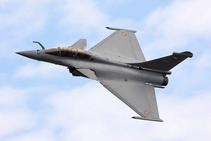 Самолёт Dassault Rafale