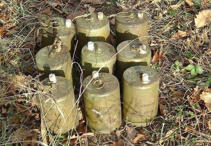 ОЗМ-72 мины