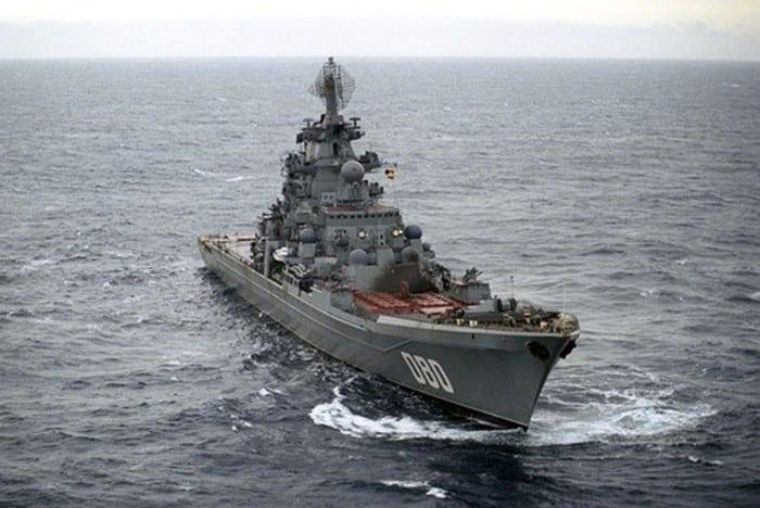 """Адмирал Нахимов"" крейсер"