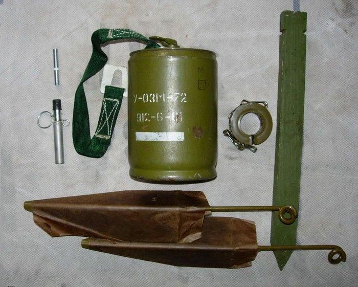 ОЗМ-72 комплект