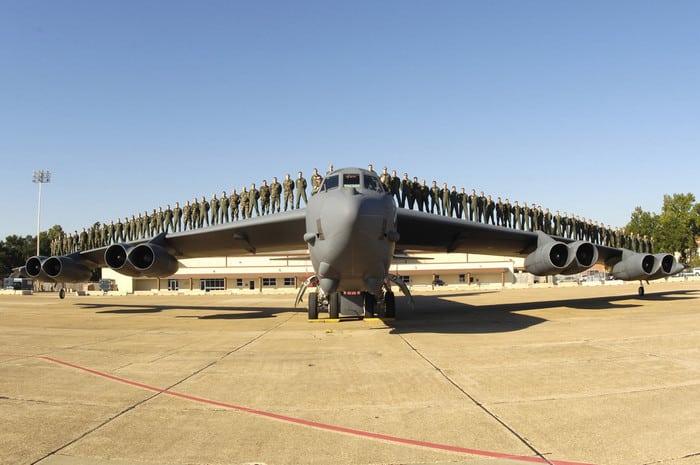 Боинг Б-52
