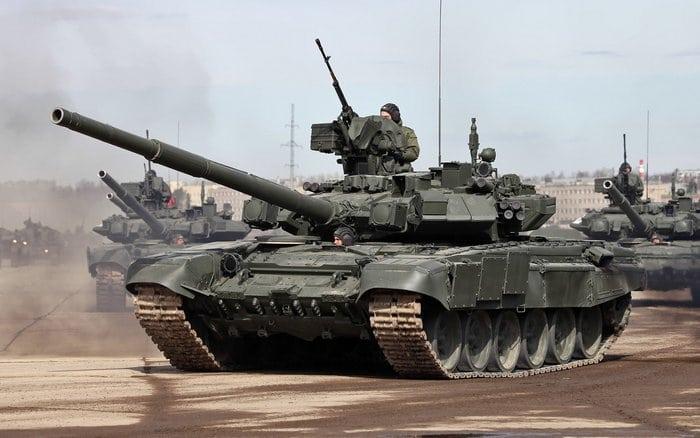 Т-90 танки