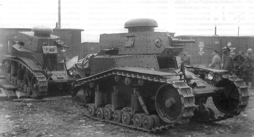 танк м-1