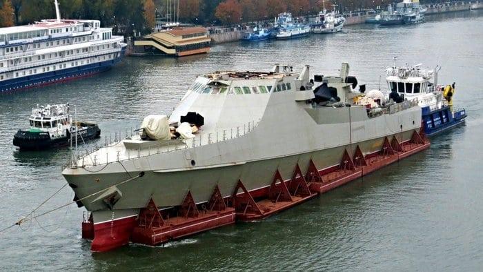 Корабли проекта 22160