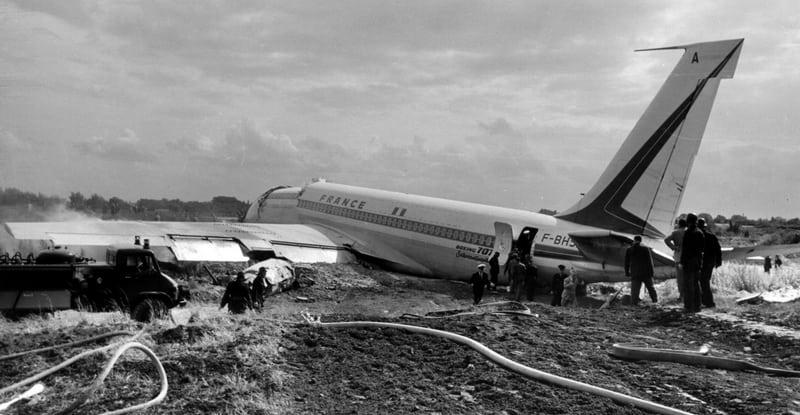 авария гибель боинга 707