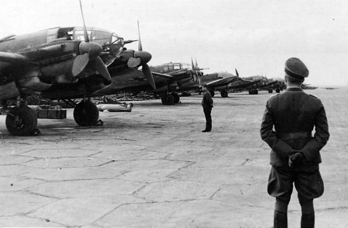 He-111 фото