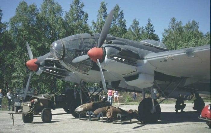 Самолёт Хейнкель 111