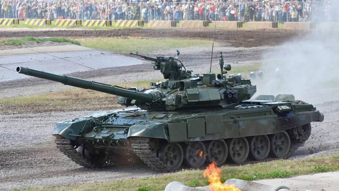 Т-90 показ