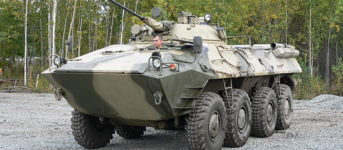 БТР-90 Росток