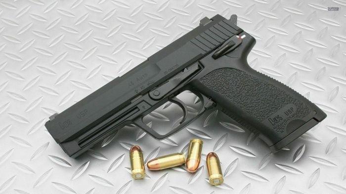 USP 45 калибра
