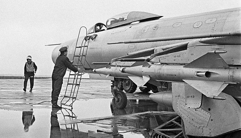 история самолета су-9