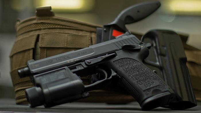 Пистолет USP