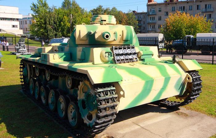 Средний танк Т-III (Германия)