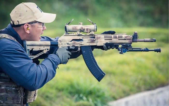 РПК-16 стрельба