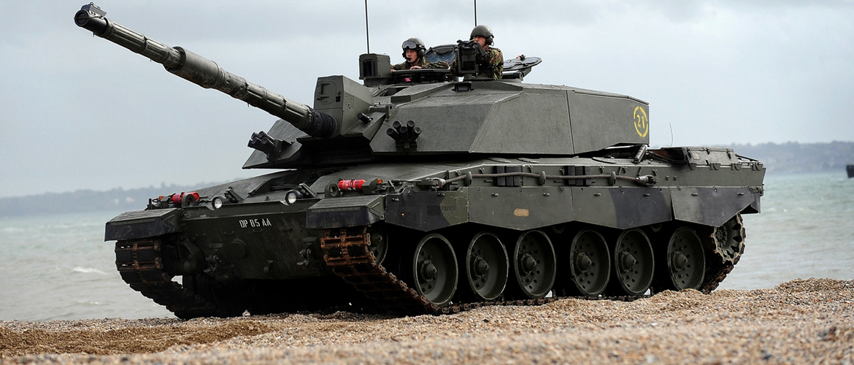 Британский танк Челленджер
