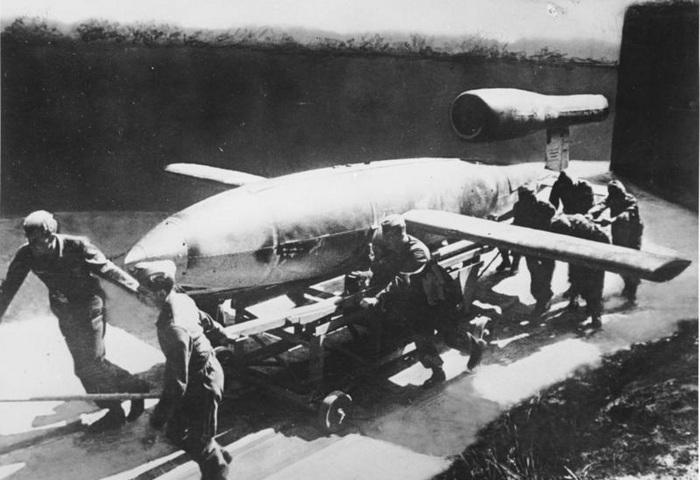 Крылатая ракета ФАУ 1