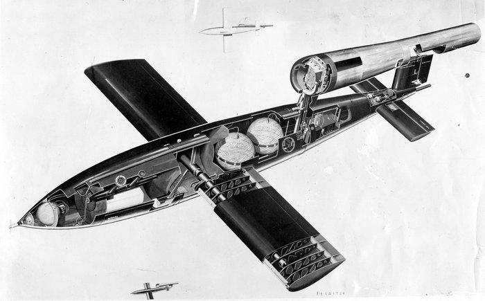 Фау-1 конструкция