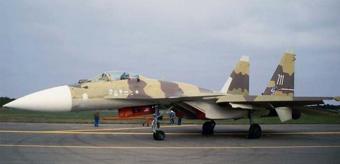 Терминатор СУ-37