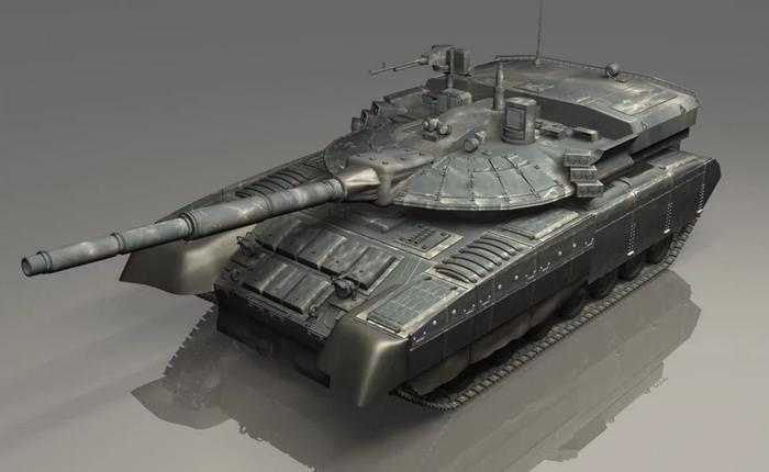 Т-95 черный Орел