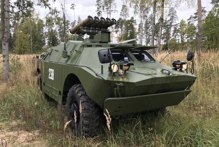 9П148 БРДМ-2