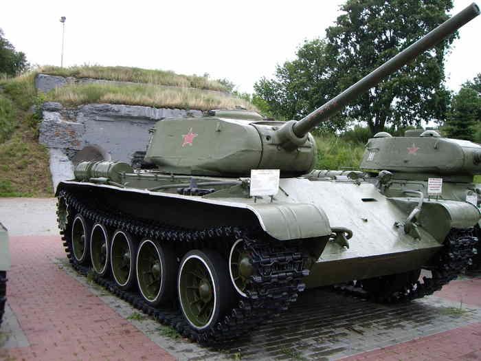 Т-44 (объект 136)