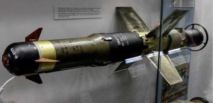 Ракета 9М113