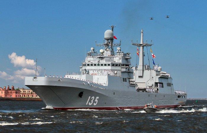 Корабль Иван Грен