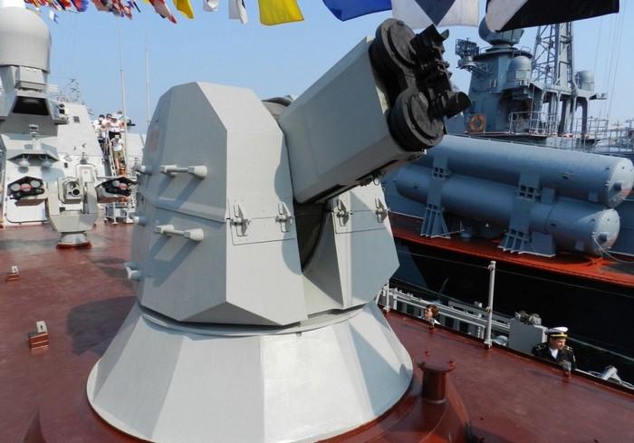 ЗАК АК-630М-2 «Дуэт»