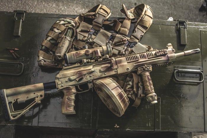 Пулемёт РПК-16