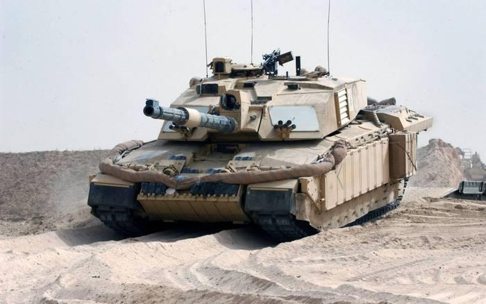 Challenger 2 танк