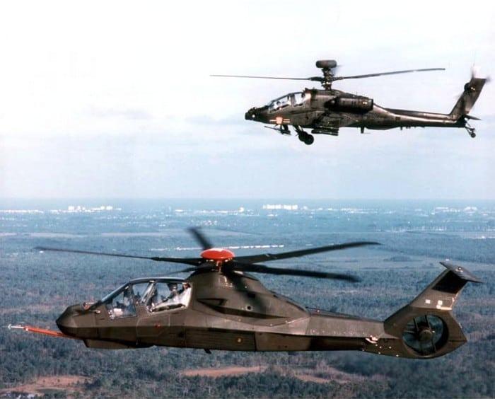 Вертолёт Rah-66