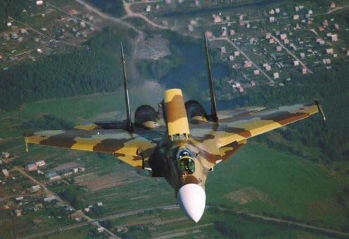 СУ-37 terminator