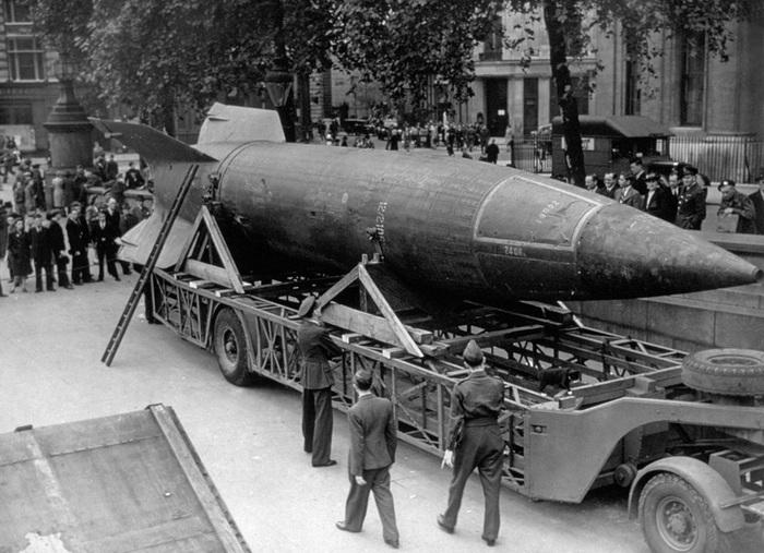 Ракета ФАУ 2
