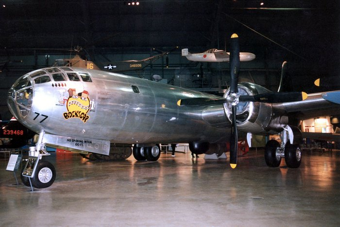 Boeing B-29 «Superfortress»