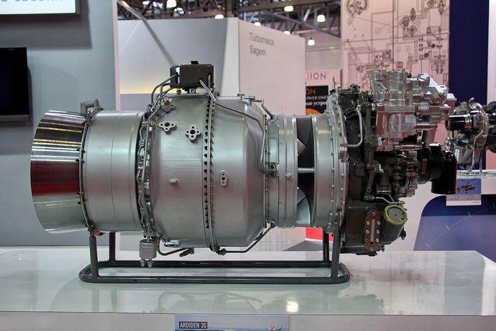 КА-62 двигатель