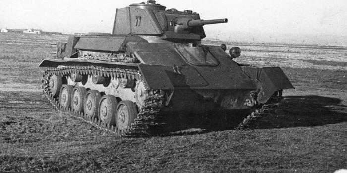 Т-70 танк