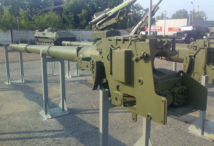 Т-62 пушка