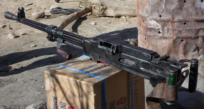7,62-Мм пулемёт Горюнова