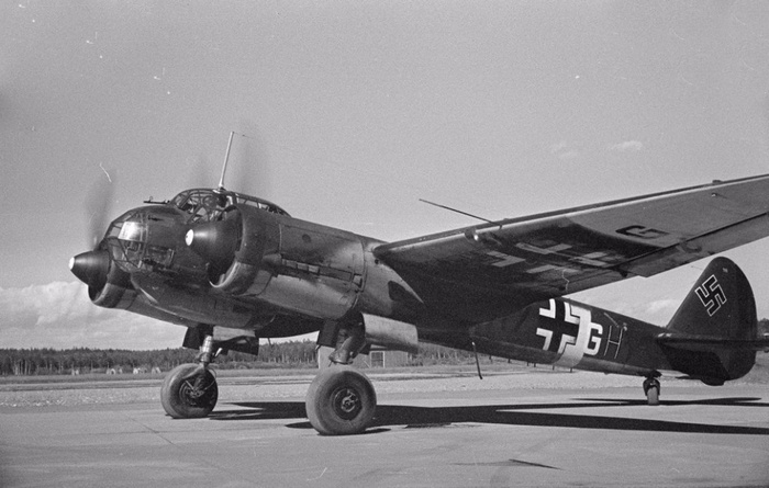 Самолет ю-88 фото