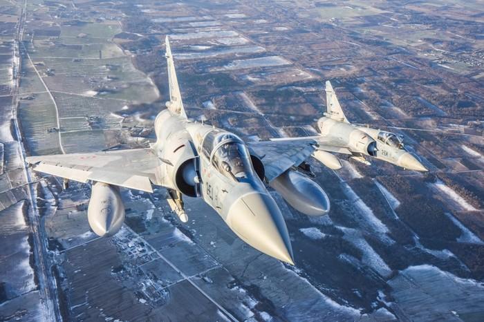 Мираж-2000 ВВС Франции