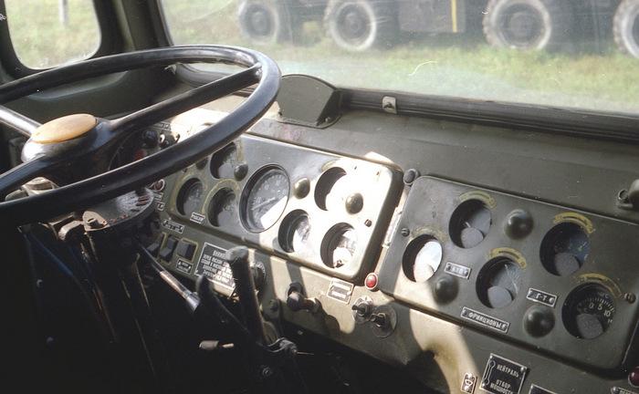 МАЗ 537 кабина