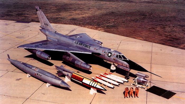 Мировая Авиация b-58