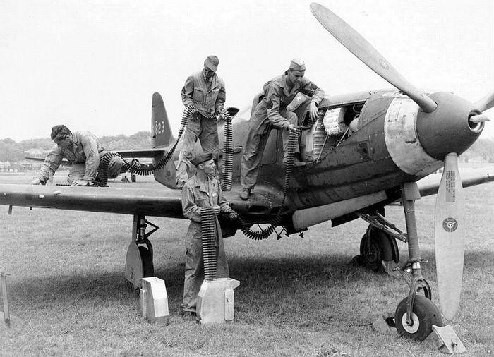 Истребитель р 39 Аэрокобра
