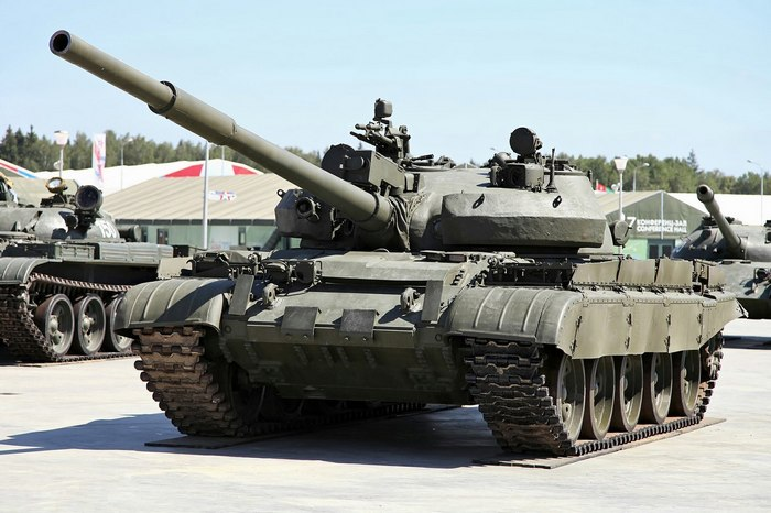 Т-62 танк