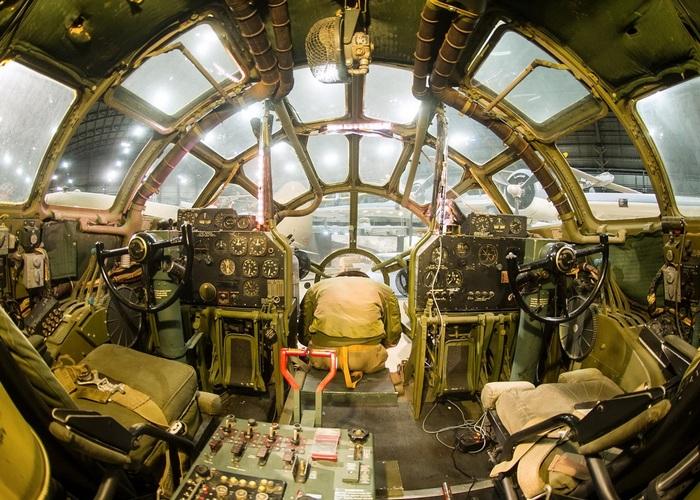 Б-29 кабина