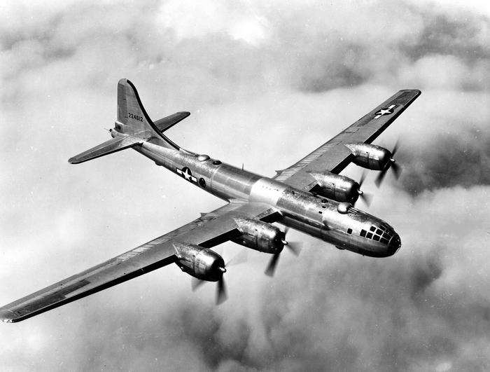 Б-29 фото