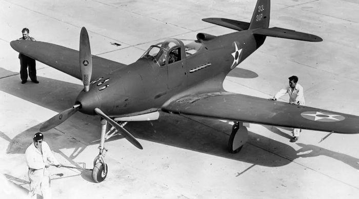 Bell p-39