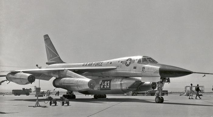 B-58 хастлер