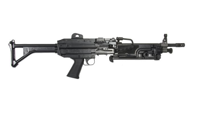 FN Minimi пулемёт