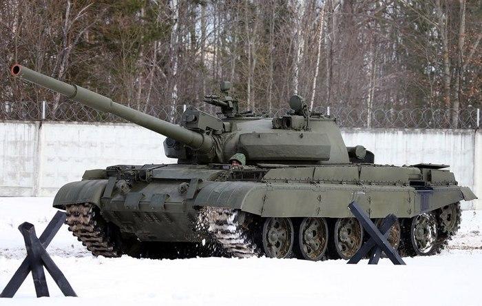 Т-62 м